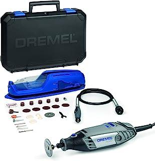 comprar comparacion Dremel 3000 - Multiherramienta 130 W, kit con 1 complemento y 25 accesorios, velocidad variable 10.000 - 33.000 rpm para t...