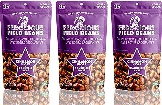 Ferocious Beans 3-Pack Cinnamon Sugar Flavor
