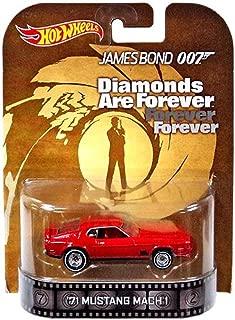 1971 Mustang Mach 1 James Bond 007
