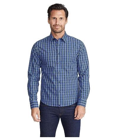 UNTUCKit Wrinkle-Free Romorantin Shirt (Blue) Men