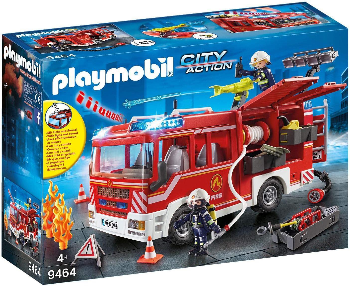 Accesorios Herramientas motor Playmobil