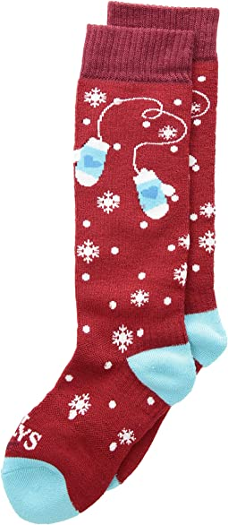 Mittens Mid Volume Sock (Toddler/Little Kid/Big Kid)