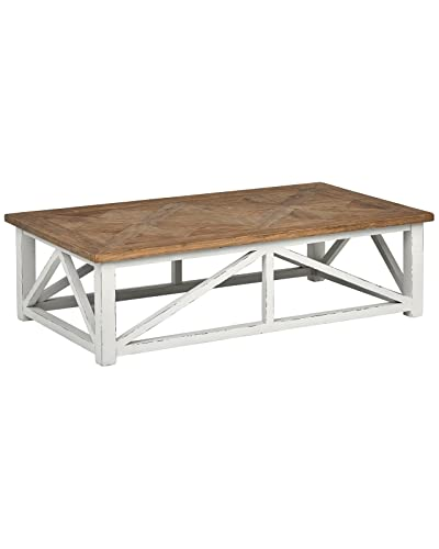 Natural Wood Coffee Tables Amazon Com