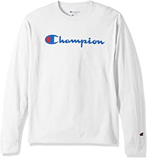 2cf4799e Champion LIFE Men's Cotton Long Sleeve Tee