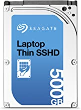 $33 » (Old Model) Seagate 500GB Gaming SSHD SATA 8GB NAND SATA 6Gb/s 2.5-Inch Internal Bare Drive (ST500LM000)