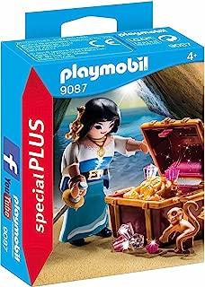 Playmobil Pirate with Treasure Building Set