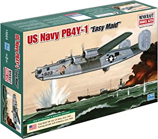 Minicraft PB-4Y-1 USN with 2 Marking Options, 1/144 Scale