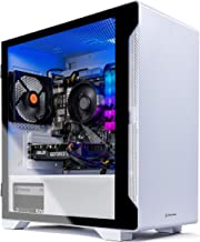 Thermaltake LCGS Glacier 100 CPU Gaming PC (AMD RYZEN 5 3600 6-core, ToughRam DDR4 3000Mhz 16GB RGB Memory, GTX 1660 Super...