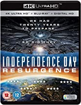 Independence Day: Resurgence (4K UHD + Blu-ray + Digital HD) (2-Disc Set) (Region Free + Fully Packaged Import)
