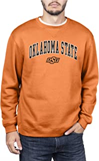 Top of the World NCAA Men's Team Color Crewneck Sweatshirt