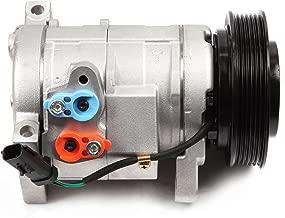 SCITOO Compatible with AC Compressor CO 29001C fit 2001-2007 Chrysler Town Country Dodge Grand Caravan Caravan 3.3L 3.8L