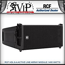 RCF HDL 6-A Active Line Array Module 2x6