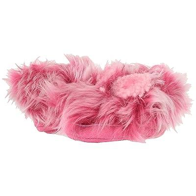 UGG Kids Pinkipuff Solvi (Infant) (Pink Azalea) Girls Shoes