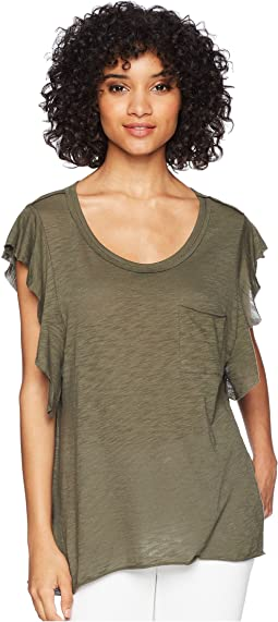 Free People So Easy Tee
