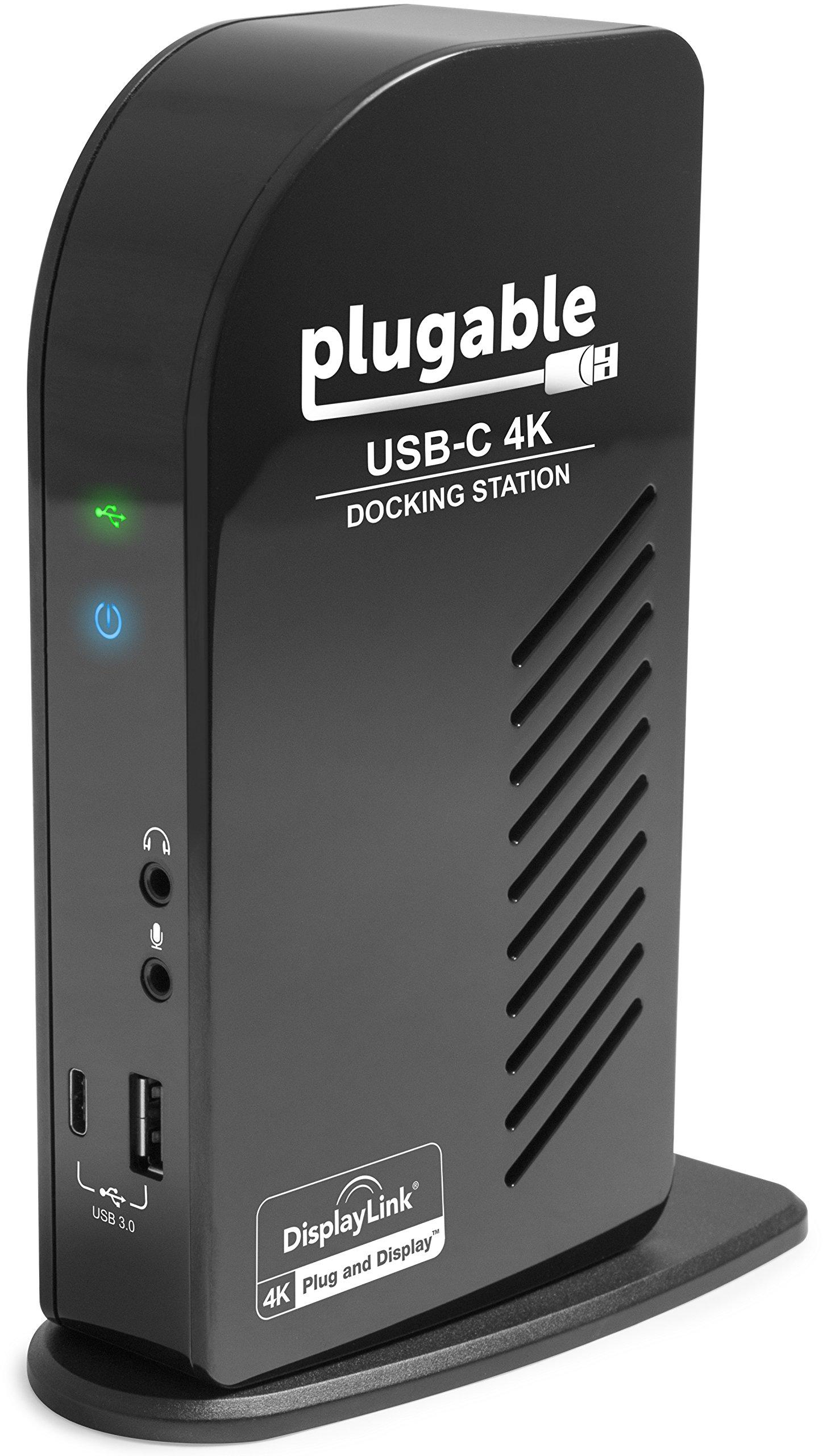 Plugable Charging Specific Thunderbolt DisplayPort