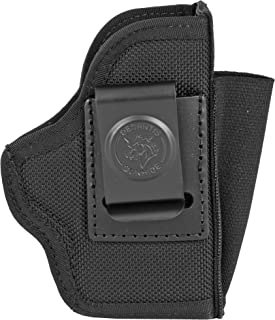Gunhide, N87, Pro Stealth, Inside the Pants Holster, Fits SIG SAUER P365, Ambidextrous, Black Nylon