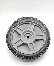 shiosheng 2pcs Drive Wheels for Craftsman Poulan Husqvarna HOP AYP Roper Lawn Mower Part # 193912X460 581009202