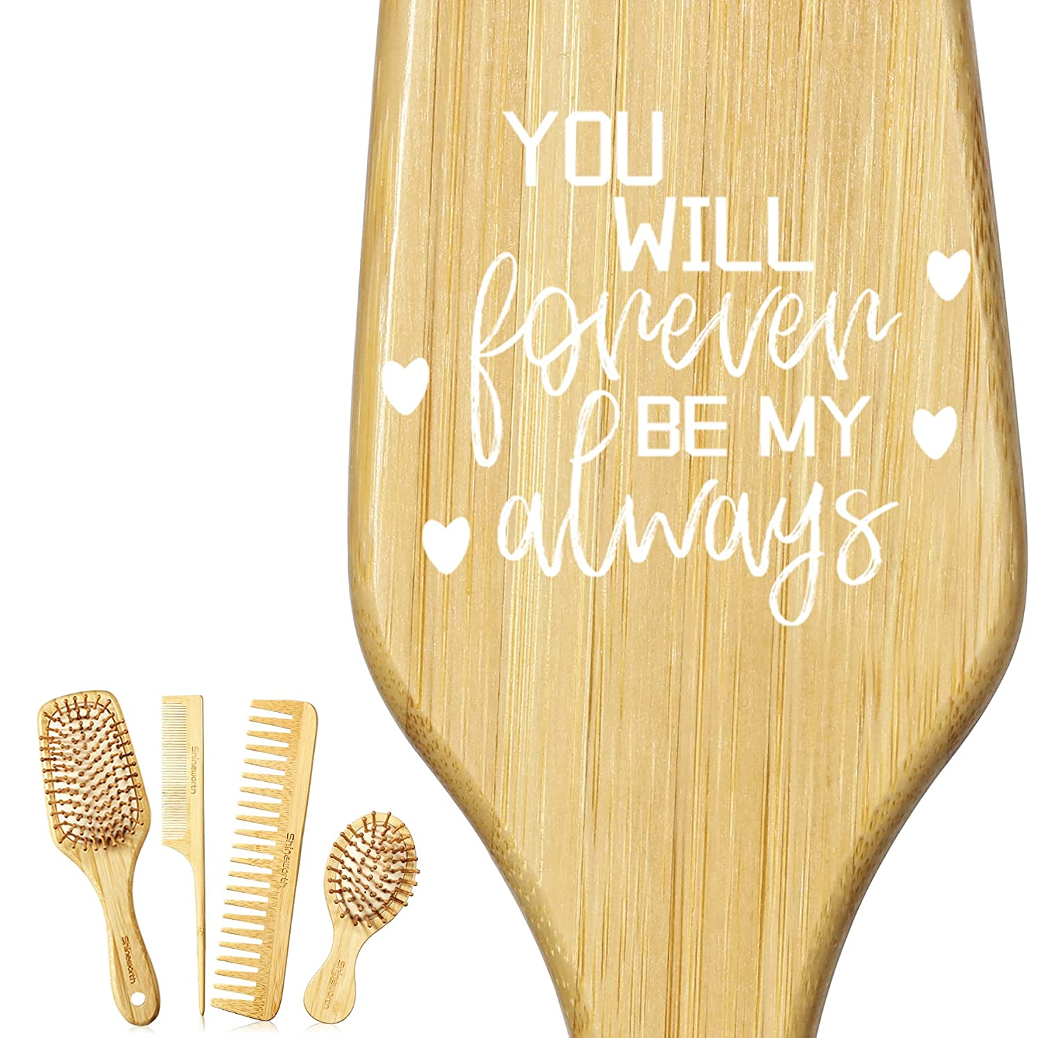 Gifts for Wife Girlfriend -You Will - Always Birth My Be 70% OFF Outlet Popularity Forever