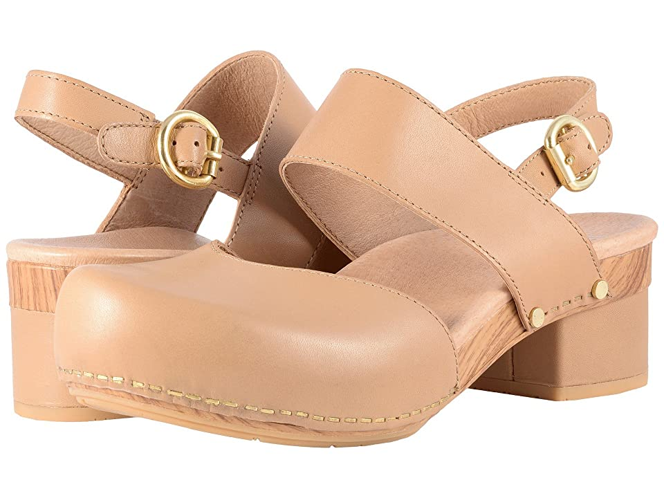 Dansko Malin (Sand Full Grain) Women