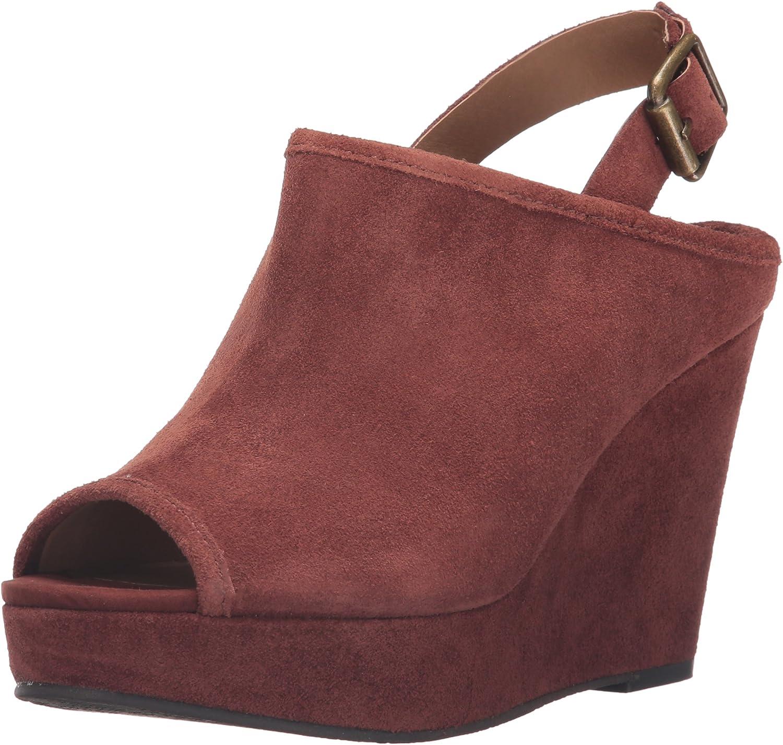 Lucky Brand Womens Jemadine Wedge Sandal
