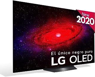 "LG OLED55B9S - Smart TV 4K OLED 139 cm (55"") con Inteligencia Artificial, Procesador Inteligente α7 Gen2, Deep Learning, 1..."