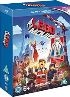 The Lego Movie - Minifigure Edition [Blu-ray]