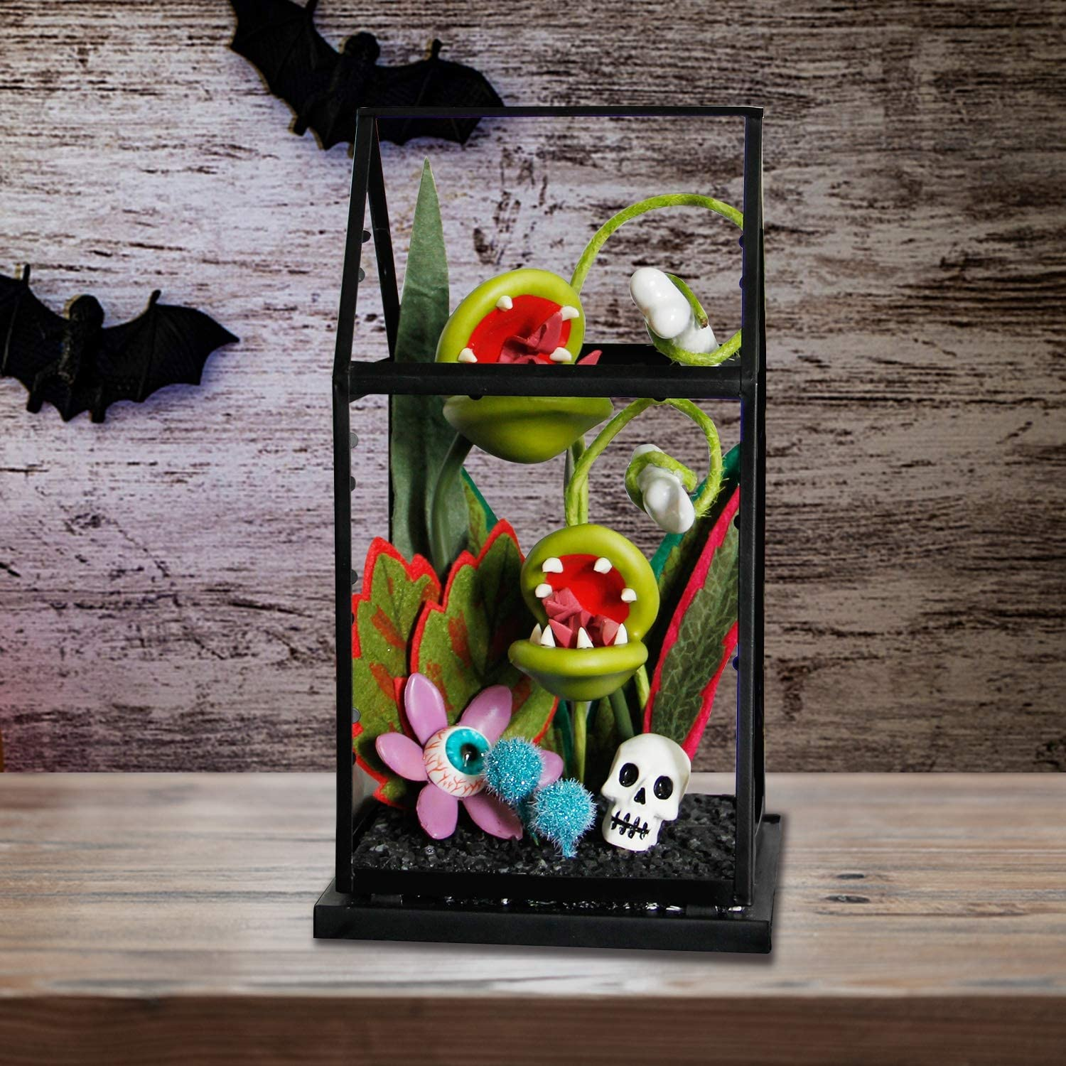 ATDAWN OFFicial mail order Halloween Table Decorations Flower Clearance SALE Limited time Artificial