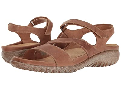Naot Etera (Latte Brown Leather) Women