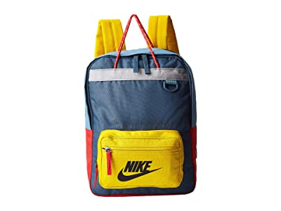 Nike Kids Tanjun Backpack (Little Kids/Big Kids) (Thunderstorm/Speed Yellow/Black) Backpack Bags
