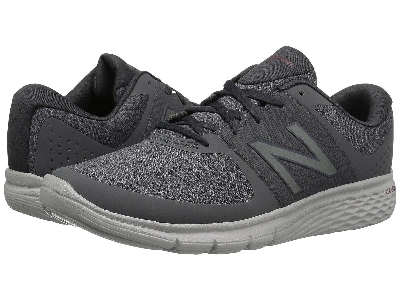 (ニューバランス) New Balance メンズウォーキングシューズ?靴 MA365v1 Grey/Grey 8.5 (26.5cm) D - Medium