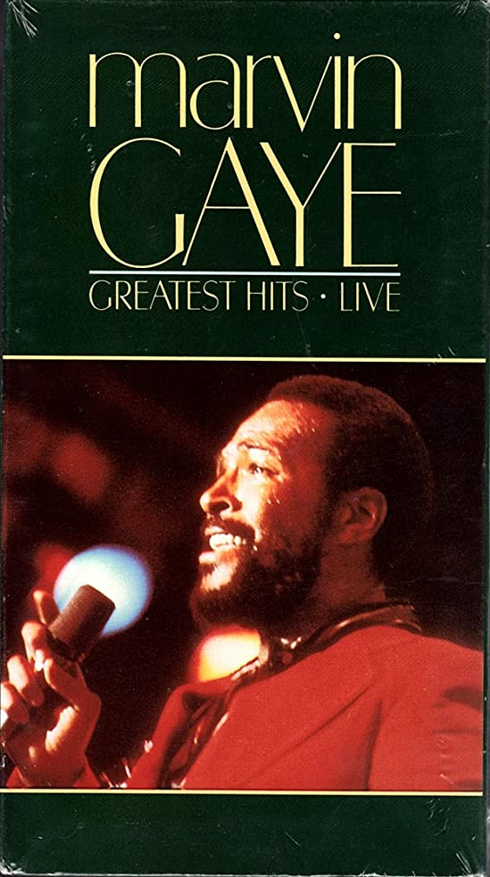 Greatest Hits Live VHS