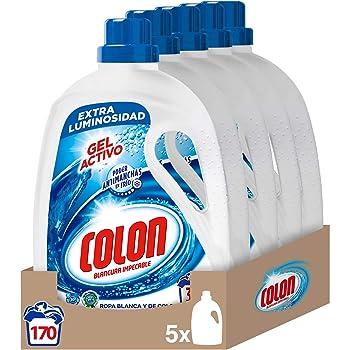 Colon Limpialavadoras - Limpiador de lavadora y antiolor, Pack de ...