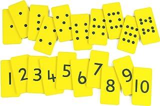 Learning Advantage 26062 Giant Foam Concentration Game, Grade: Kindergarten