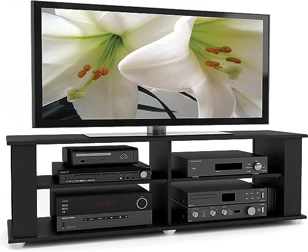 Sonax FS 3580 Fillmore TV Stand Midnight Black