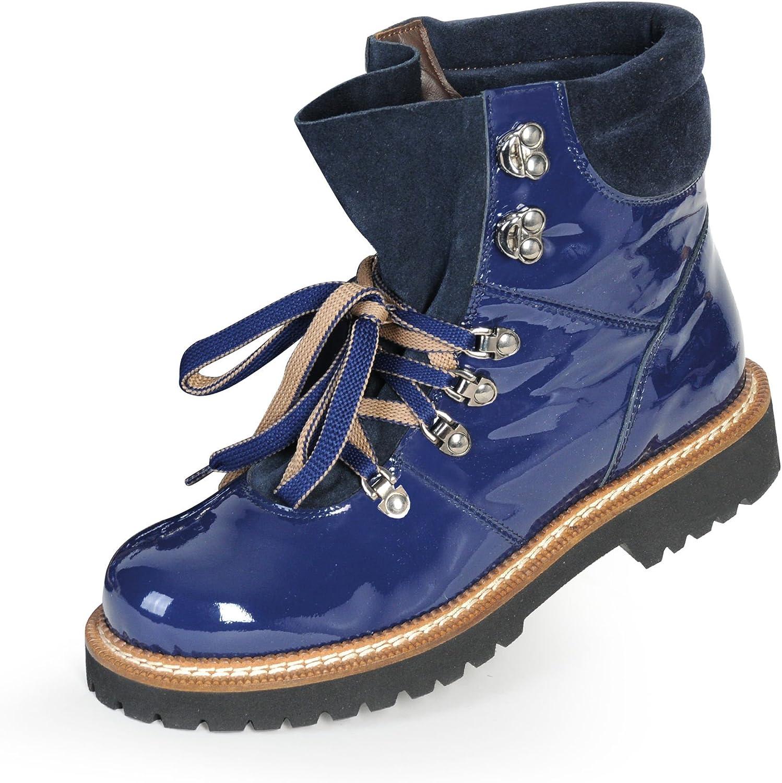 Accatino Winterschuh Cortina, blau - (A 5007 Vernice Blau) Blau) Blau) 6d5