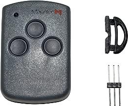 Marantec 3-Button Garage Door Opener Keychain Size Remote Transmitter (315 MHz) M3-3313