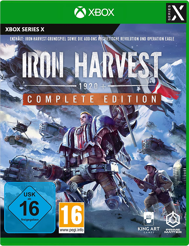 Iron Harvest - Complete Edition