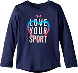 Under Armour Kids - Love Your Sport Long Sleeve (Toddler)