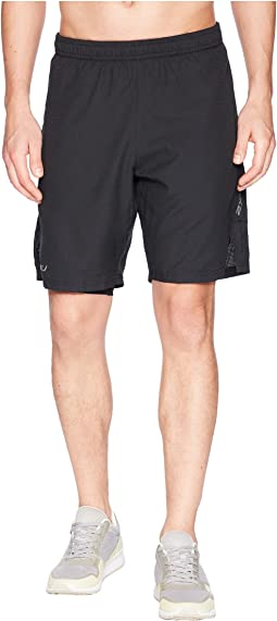 "Training 2-in-1 Compression 9"" Shorts"