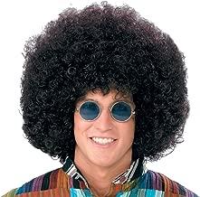 Forum Novelties Men's Jumbo Afro Hippie Costume Wig