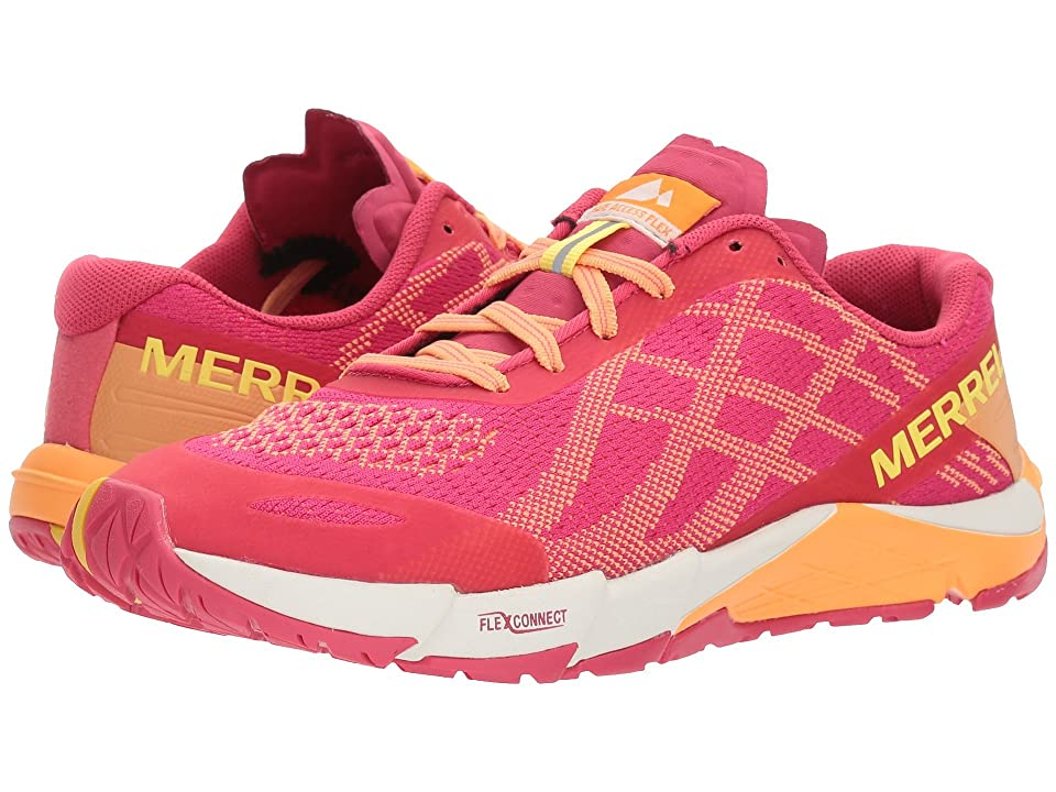 Merrell Bare Access Flex E-Mesh (Hot Coral) Women