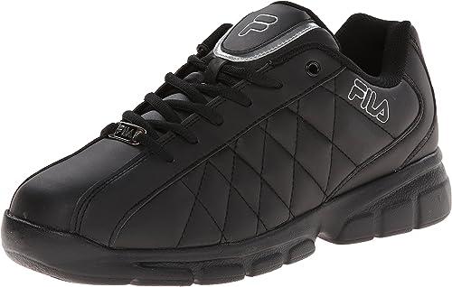 Zapato de entrenamiento Fulcrum 3 para hombre, schwarz   schwarz   Silber metalizado, 8 M US