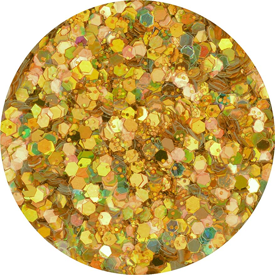 ジョセフバンクス組立悪行ラメホロ ミックス [ラメ&ホログラム1mm]mix 選べる12色 (11.シャンパン)