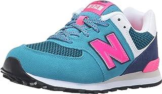 New Balance KL574 Summer Utility Grade Running Shoe (Big Kid)