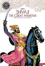 Shivaji the Great Maratha: 3 in 1 (Amar Chitra Katha)