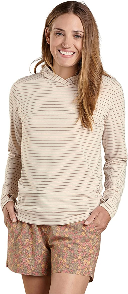 Oatmeal Heather Swifty Stripe