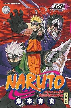 Naruto - Tome 63 (Shonen Kana) (French Edition)