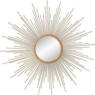 Amazon Com Mirrors Sunburst Mirrors Home Decor Home Kitchen