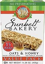 Best granola bars sunbelt Reviews