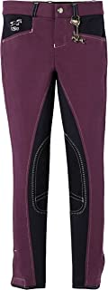 tama/ño 122 UK Color Azul Marino//Beige Dos de Pantalones de h/ípica Infantil USG Two Tone